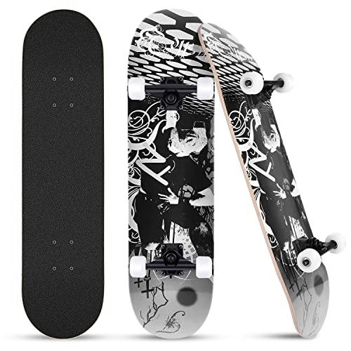 POGTMM UK -  FONTE Skateboard,