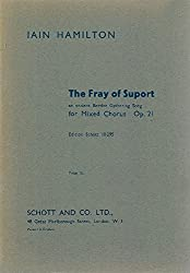 The fray of support op. 21 chant