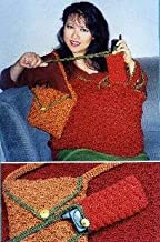 A Trio of Crocheted Bags Pattern (The Lily Chin Collection, 106LC)