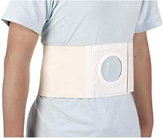 Ostomy Belts for Men Women Colostomy Supplies Belt Ostomy Support Wraps Stomach Hernia Comfort Belt Abdominal Binder - 3.14