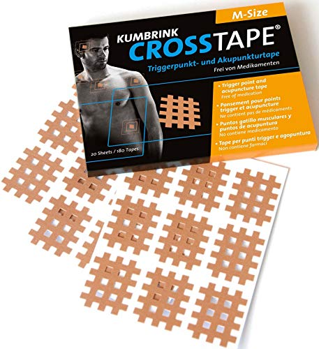 KUMBRINK CROSSTAPE M (180 Tapes)