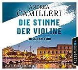 Die Stimme der Violine: Ein Sizilien-Krimi. (Commissario Montalbano, Band 4)