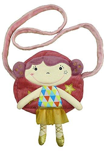ebulobo EB87223, Umhängetasche Betty, die Seiltänzerin (22cm), Magischer Zirkus, Handwäsche möglich