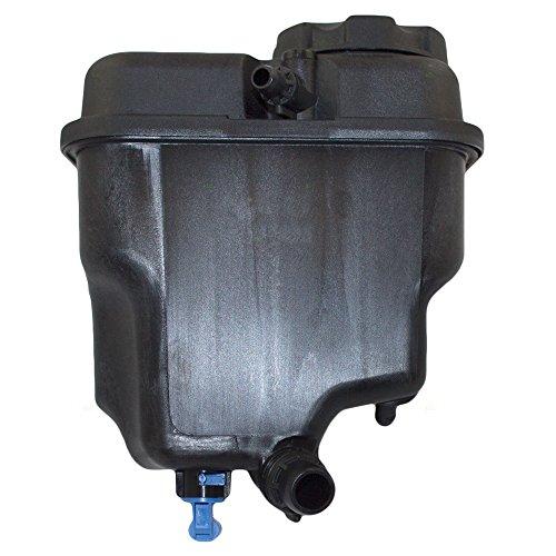 Coolant Overflow Recovery Tank Expansion Reservoir Bottle w/Cap & Sensor Replacement for 335i X1 3.0L 17 13 7 640 515 AutoAndArt