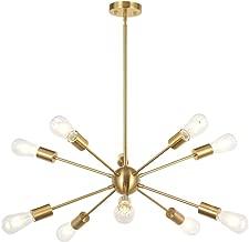 Best sputnik chandelier brass Reviews