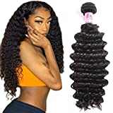 Beauty Forever Hair 8A Grade 100% Unprocessed Malaysian Deep Wave virgin hair 1 Bundle Remy Human Hair Wave Natural Color Can Be Dyed and Bleached (18)