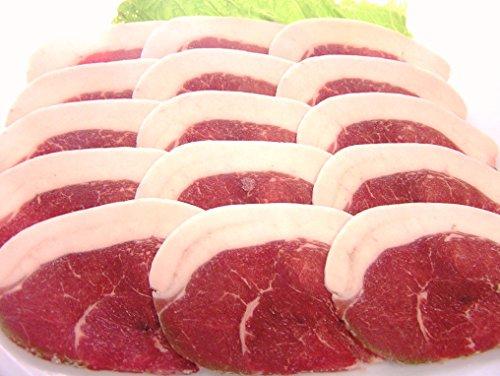 島根 天然ジビエ いのしし肉 ロース (スライス)500g