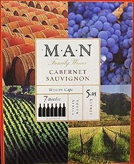 MAN Family Wines CABERNET SAUVIGNION 5.25L 赤 ワイン 大容量 7ボトル分