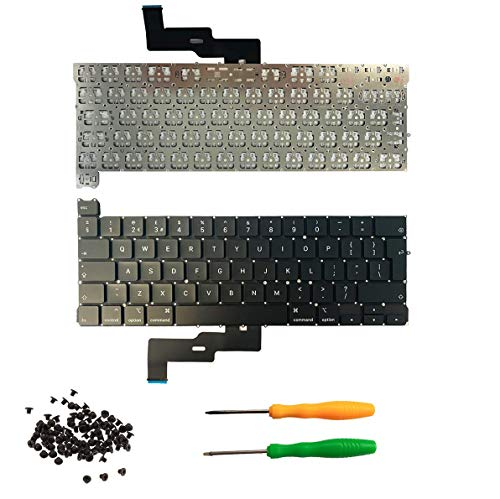THE TECH DOCTOR Replacement Internal Keyboard UK Layout for Apple MacBook Pro A2289 13' 2020 Model
