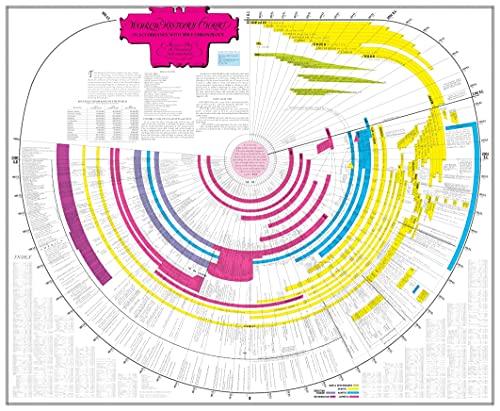 Amazing Bible Timeline with World History Bible Study Tool (Standard)