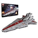Technic Sci-Fi Star Wars Modelo de Nave Espacial Bloques de terminales Molde King 21005, Bloques de construcción Modelo 6685 Piezas, compatibles con Lego Static,112 * 59 * 31