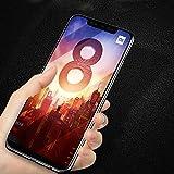[3 Piezas] 9H Full Cover Tempered Glass For Xiaomi Mi8 8 SE Mi A1 Mi 5X Mi 6 Mi 5C Mi 5S Mi5 Note 3 Screen Protector Film Protective Glass@para Xiaomi Mi5X_Blanco