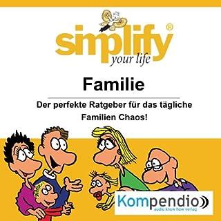 Simplify your life - Familie: Titelbild