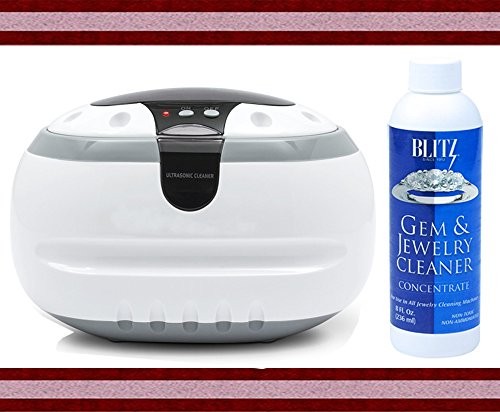 Bogue Systems Ultrasonic Jewelry Cleaner Blitz...