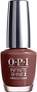OPI Infinite Shine 2 Nail Polish Lacquer L53 Linger Over Coffee 15ml