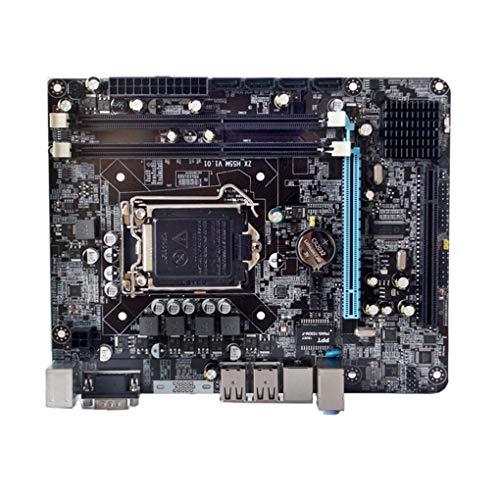 Kongnijiwa P55-A-1156 Motherboard DDR3 LGA1156 USB 2.0 215x170 LGA 1156 Boards 8GB P55 6-Kanal-Desktop-Mainboard