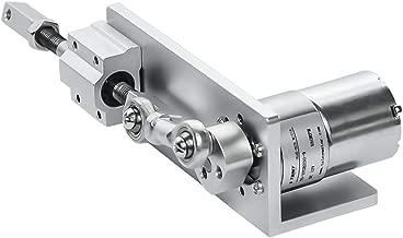 DIY Design DC 24V 60Rpm Linear Actuator Reciprocating Motor Stroke 12/16/20mm