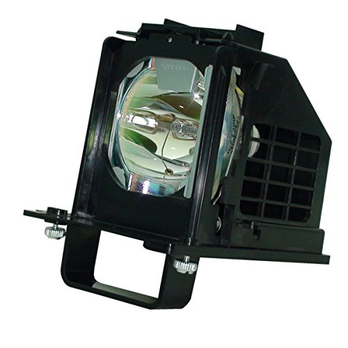 Aurabeam Professional 915B441001/915B441A01 for Mitsubishi Rear Projection Television Replacement Lamp with Housing/Enclosure (Original Philips Inside)