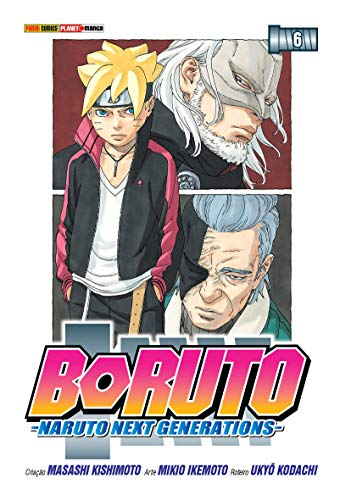 Boruto. Naruto Next Generations Volume 6