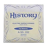 HISTORY HEGSN032 エレキギター弦 A-5th .032 バラ弦1本 (ヒストリー)