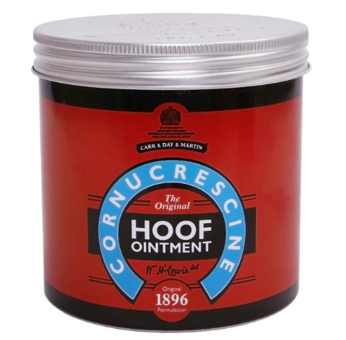William Hunter Equestrian Cornucrescine hoof Ointment - 500ml (Hufbalsam, 500ml)