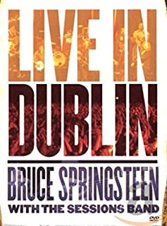 Live In Dublin With The Sessions Ba