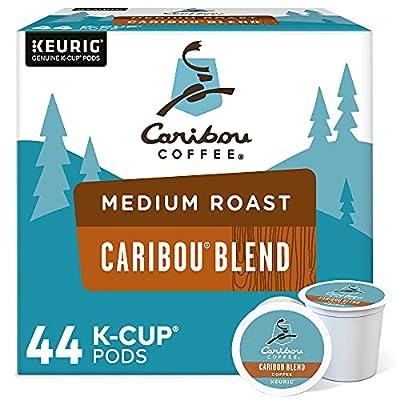 Caribou Coffee Caramel Hideaway, Single-Serve Keurig K-Cup Pods