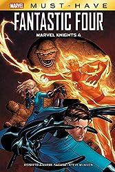 Fantastic Four - Marvel Knights 4 de Roberto Aguirre-Sacasa