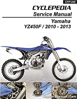 2013 yz450f manual
