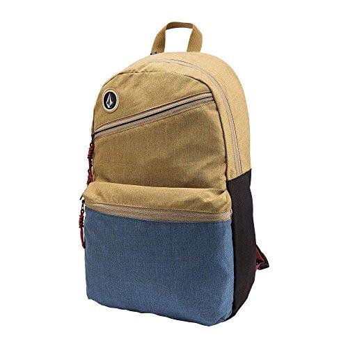 [ボルコム] 定番 デイパック 18.5L【 Academy Backpack 】 D6531504 DKA_ベージュ