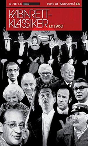Kabarett-Klassiker ab 1930