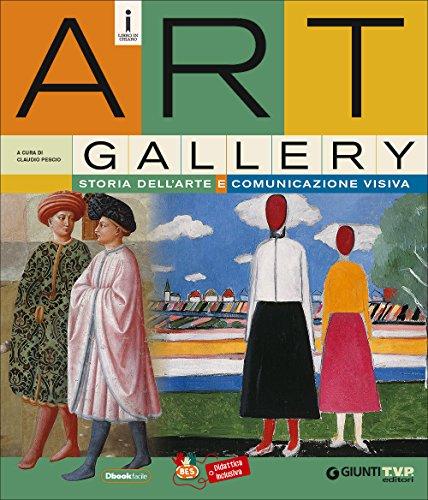 Art gallery. Storia dell'arte e comunicazione visiva. Per la Scuola media. Con e-book. Con espansione online
