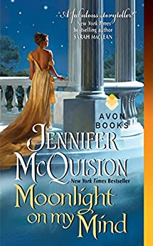 Moonlight on My Mind (Second Sons Series Book 3) by [Jennifer McQuiston]