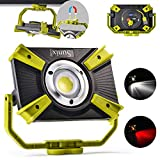 Rechargeable LED Work Light 30W 1600LM SOS Mode...