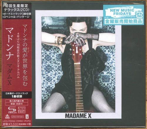 Madame X (Deluxe) [SHM-CD]