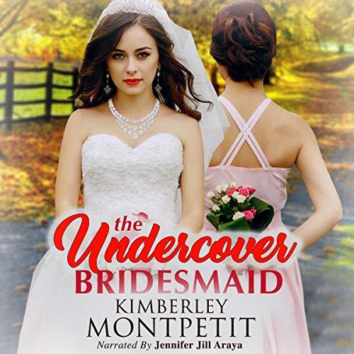 The Undercover Bridesmaid audiobook cover art