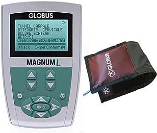 Magnum L con 1 solenoide flexible Globus magnetoterapia 1 canal – 160 Gauss de pico total