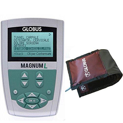 Magnum L De Globus - Máquina De Magnetoterapia Portátil De 160 Gauss