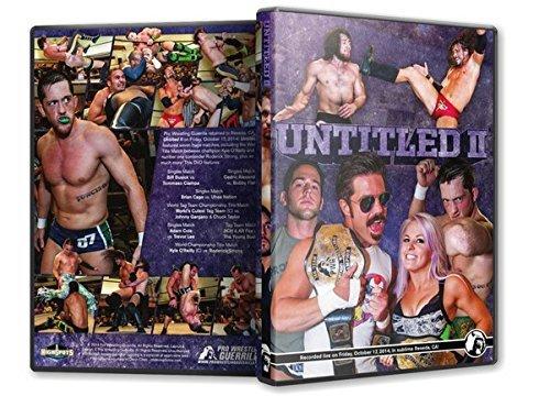 Pro Wrestling Guerrilla - Untitled II DVD by Candice Lerae