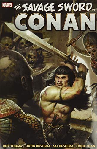 Savage Sword of Conan: The Original Marvel Years Vol. 3