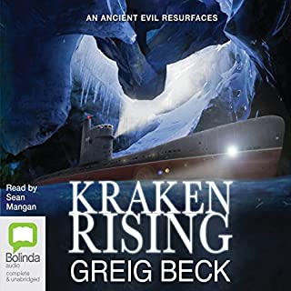 Kraken Rising     Alex Hunter, Book 6              By:                                                                                                                                 Greig Beck                               Narrated by:                                                                                                                                 Sean Mangan                      Length: 18 hrs and 2 mins     56 ratings     Overall 4.8