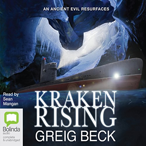 Kraken Rising  By  cover art
