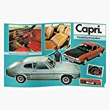 Amelius Sports Coupe Retro Saloon Capri Ford Cars Car,