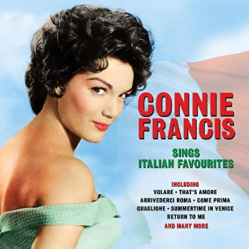 Sings Italian Favourites [Import Allemand]