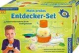 KOSMOS 606220 Mein erstes Entdecker-Set, Experimentierkasten für Kinder ab 4 Jahren -