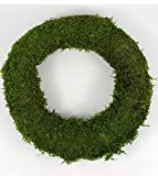 "Richland Preserved Moss 12"" Wreath"