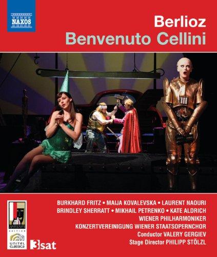 Benvenuto Cellini [Blu-Ray] [Booklet]