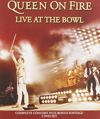 Queen - On Fire Live At The Bowl