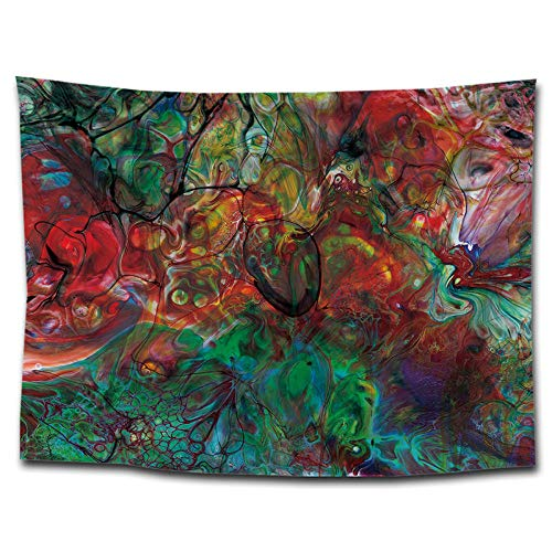 qwer Arazzo Lenzuolo Decorativo Murale d'Arte Attaccatura a Muro Naturale ArazziCreative Tapestry Decoration Home Paintings Hanging Cloth Photography Background @150 * 200cm