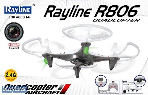 Rayline R806w CF mit W LAN, FPV Version...